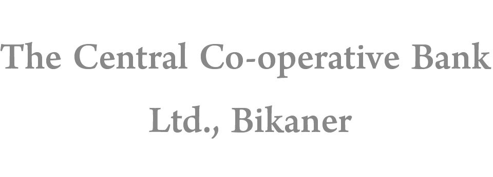 The Central Co-operative Bank Ltd., Bikaner